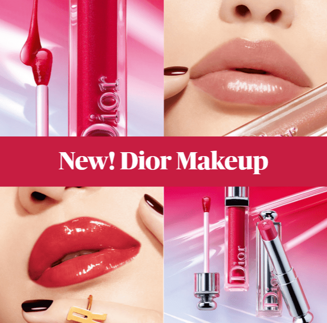 New! Dior Addict Stellar Lip Gloss