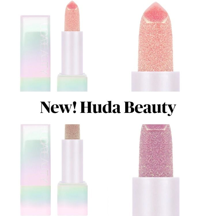 Get The Scoop On The New Huda Beauty Diamond Hydrating Lip Balm