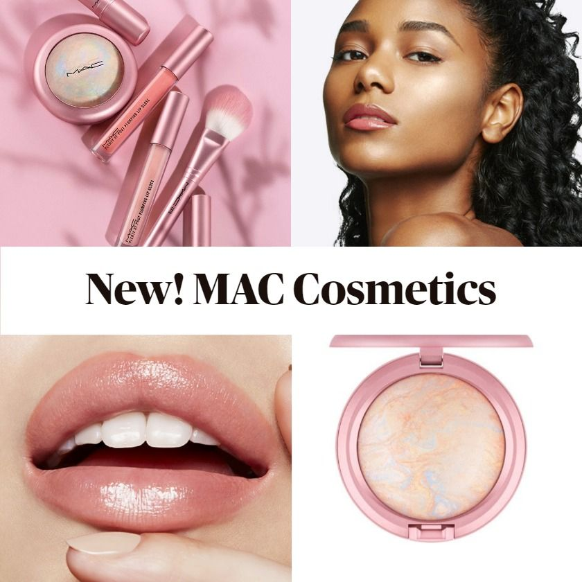 New! MAC Cosmetics Petal Power Collection