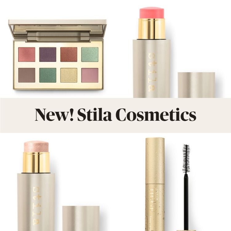 New! Stila Road Less Traveled Summer 2020 Collection