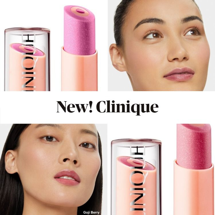 New! Clinique Moisture Surge Pop™ Triple Lip Balm