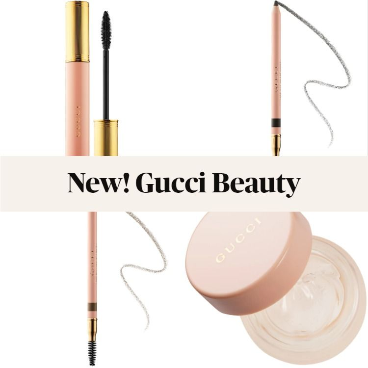 Gucci Beauty All Over Face & Lip Gloss, Powder Eyebrow Pencil, Mascara L'Obscur