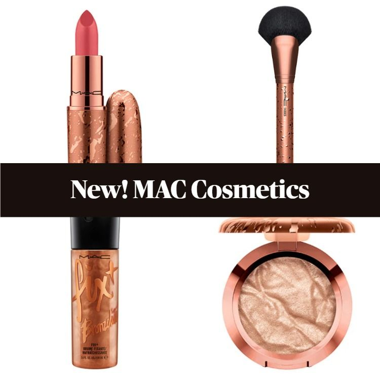 Get The Scoop On MAC Cosmetics 2020 Summer Bronzing Collection