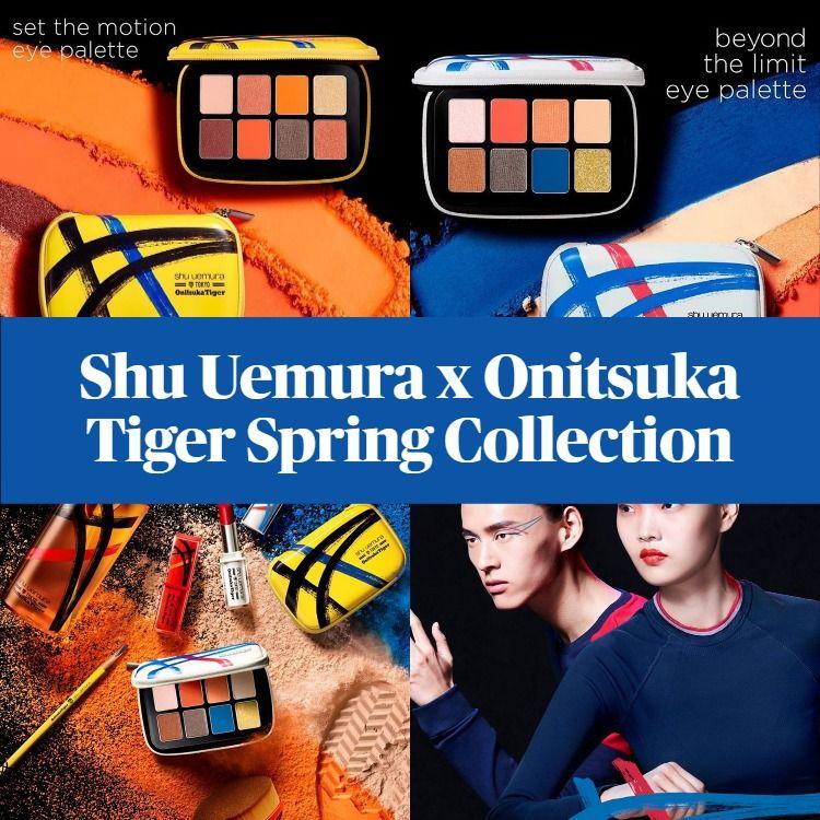 Sneak Peek! Shu Uemura x Onitsuka Tiger Spring 2020 Collection