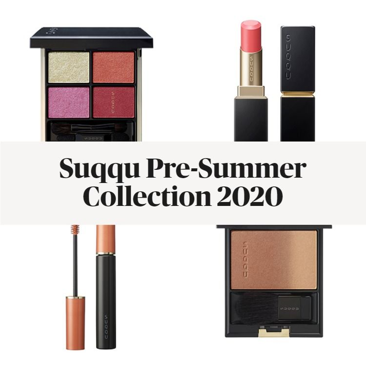 New! Suqqu Pre-Summer Collection 2020