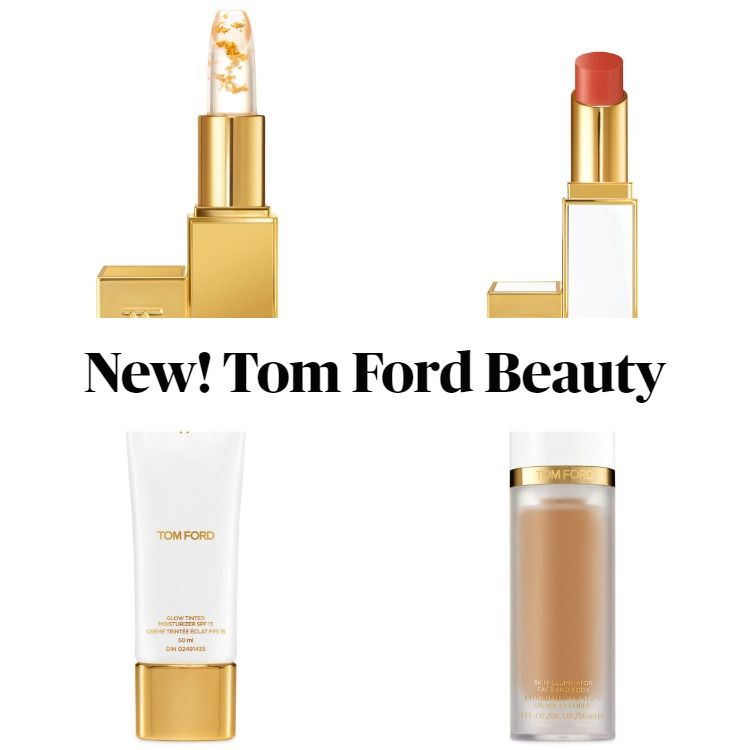 Get To Know The New Tom Ford Summer Soleil 2020 Collection