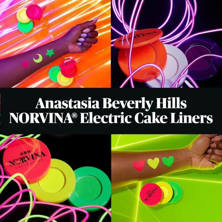 Get The Scoop On The New Anastasia Beverly Hills NORVINA® Electric Cake Liners
