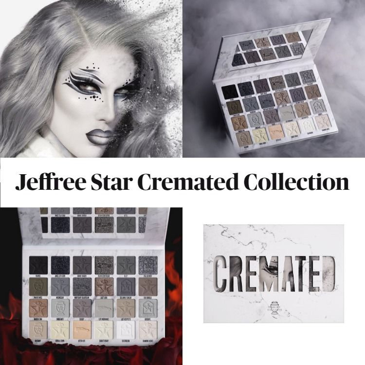 Get The Scoop On The New Jeffree Star Cremated Collection