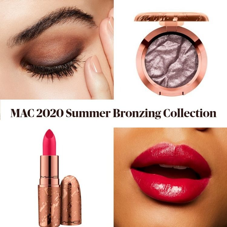 MAC 2020 Summer Bronzing Collection