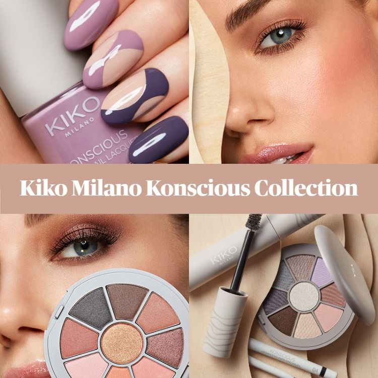New! Kiko Milano Konscious Collection
