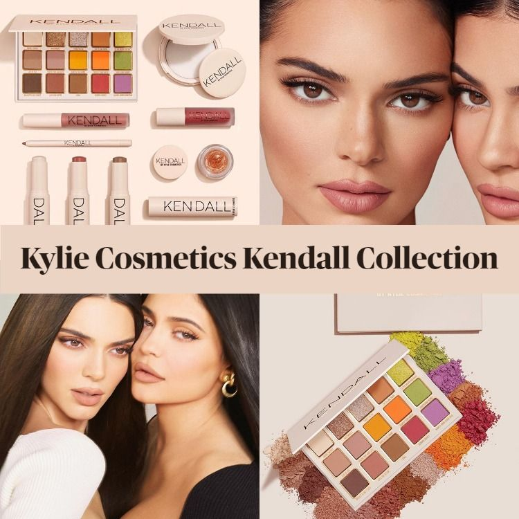New! Kylie Cosmetics Kendall Collection