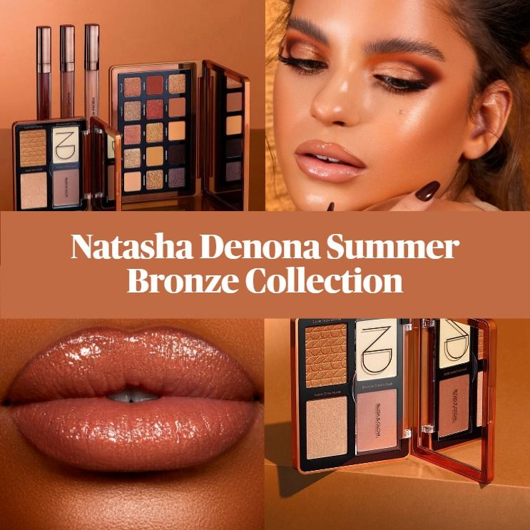 Sneak Peek! Natasha Denona 2020 Summer Bronze Collection!