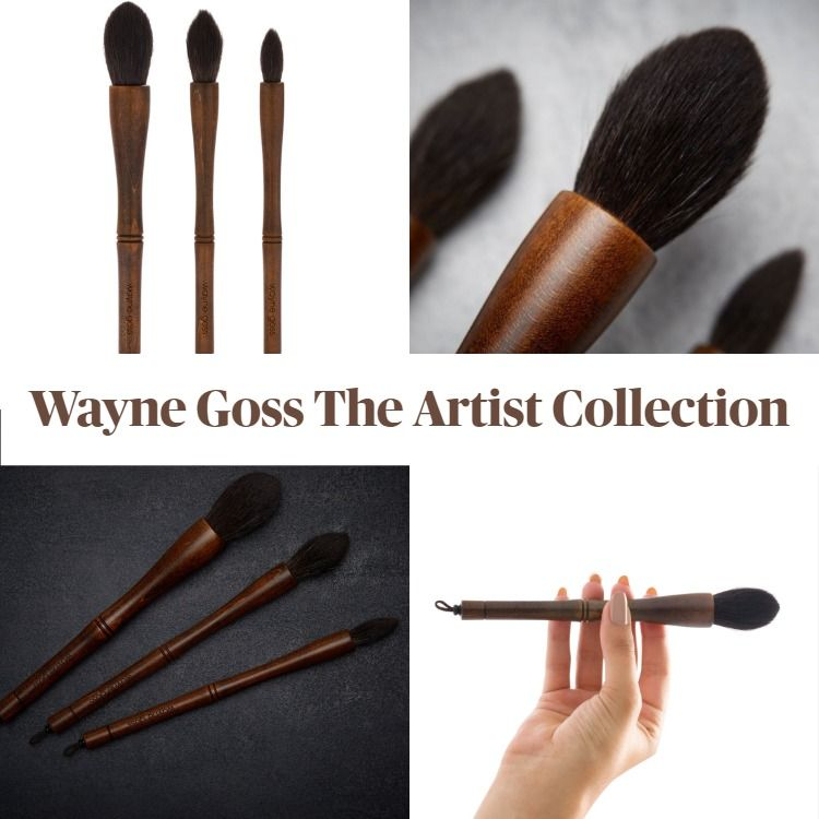 Sneak Peek! Wayne Goss The Artist Brush Collection