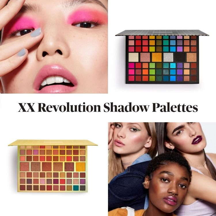 Get The Scoop On The New XX Revolution Shadow Palettes