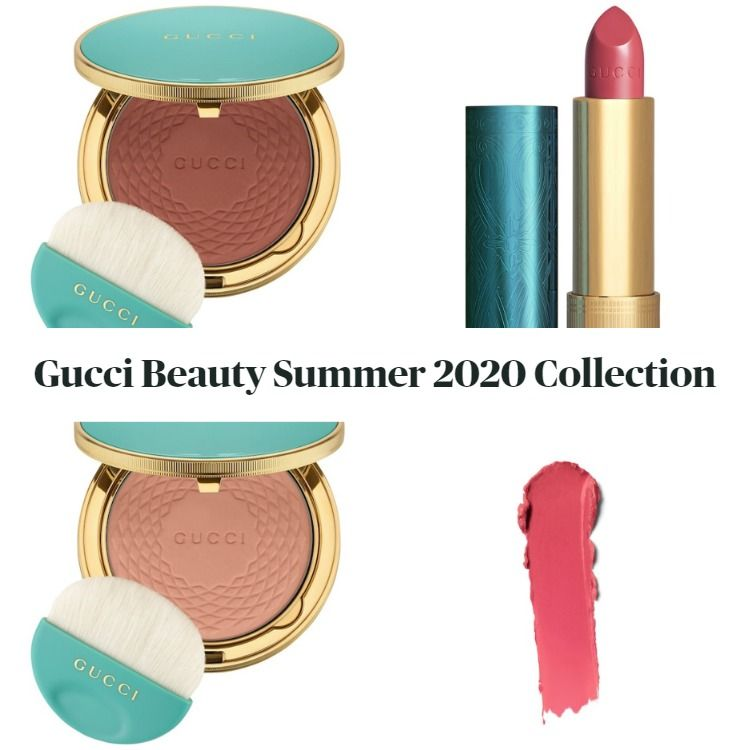 New! Gucci Beauty Summer 2020 Collection