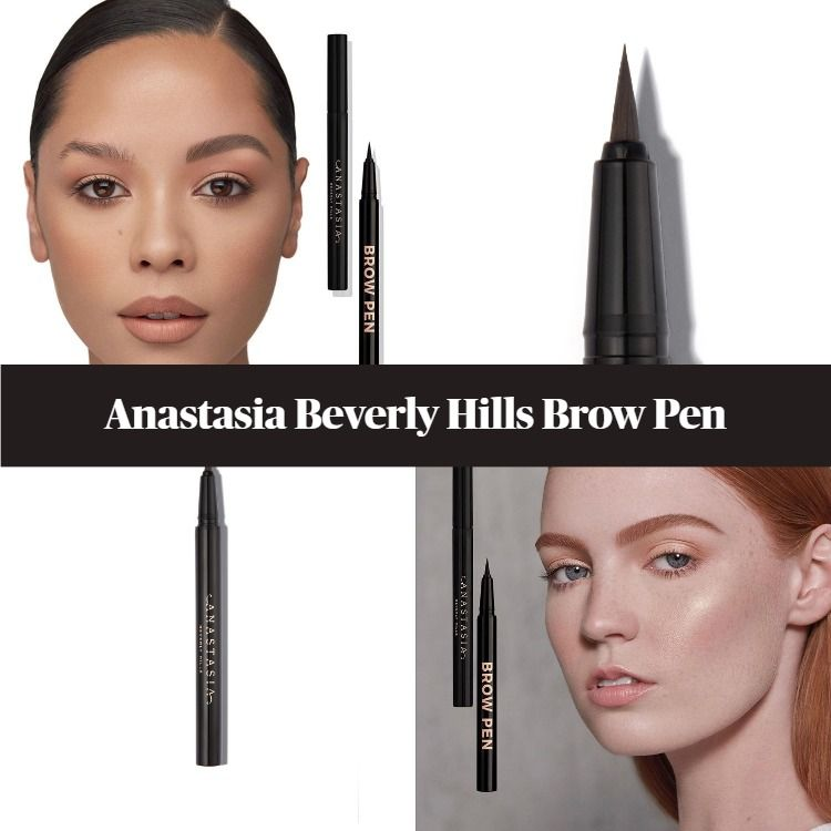 Sneak Peek! Anastasia Beverly Hills New Brow Pen