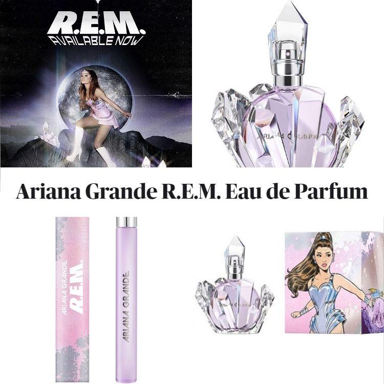New At Ulta! Ariana Grande R.E.M. Eau de Parfum