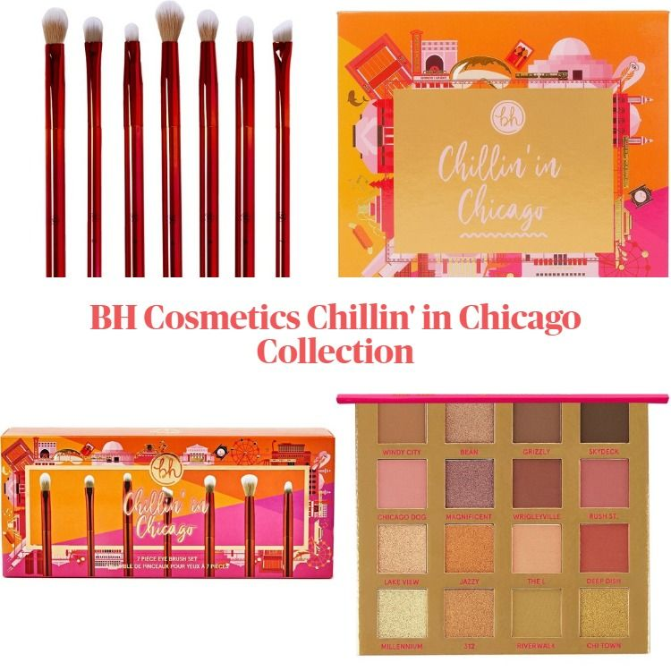 BH Cosmetics Chillin' in Chicago Collection