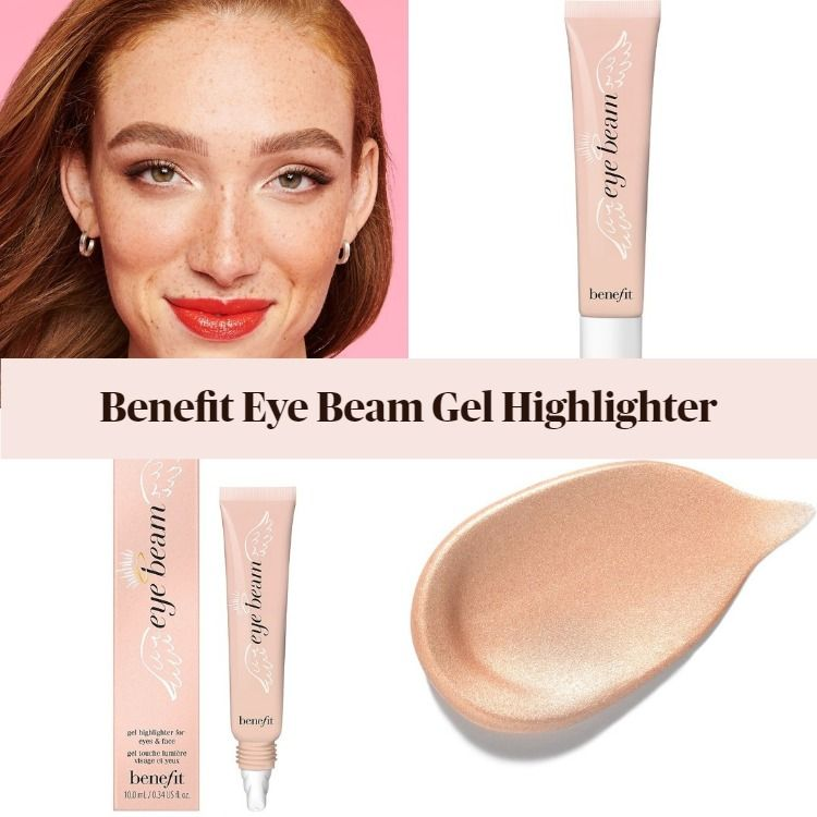 Benefit Cosmetics Eye Beam Gel Highlighter For Eyes & Face