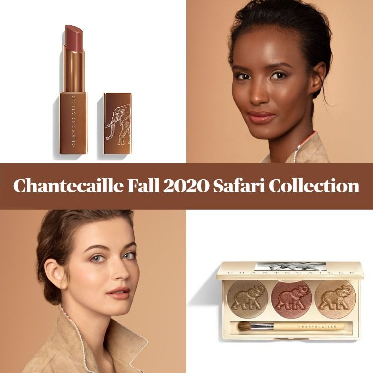 Get The Scoop On The New Chantecaille Fall 2020 Safari Collection