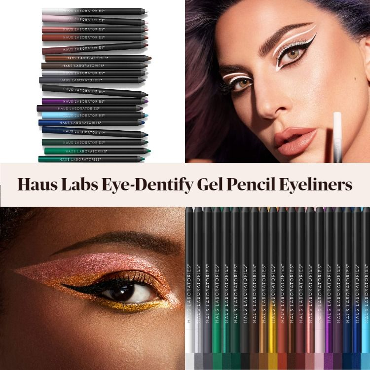 Haus Laboratories Eye-Dentify Gel Pencil Eyeliners