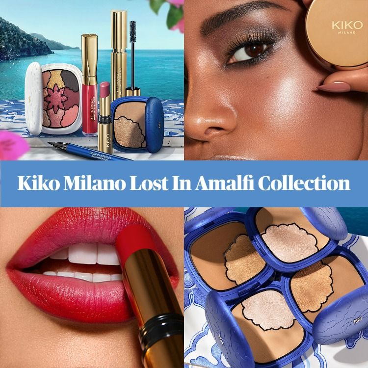 Kiko Milano Lost In Amalfi Collection