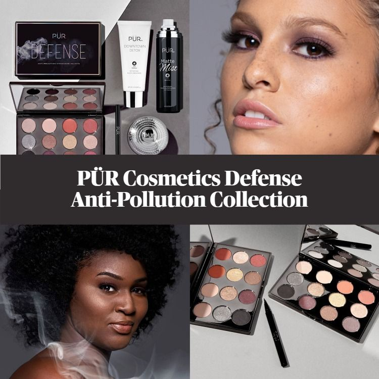 PÜR Cosmetics Defense Anti-Pollution Collection