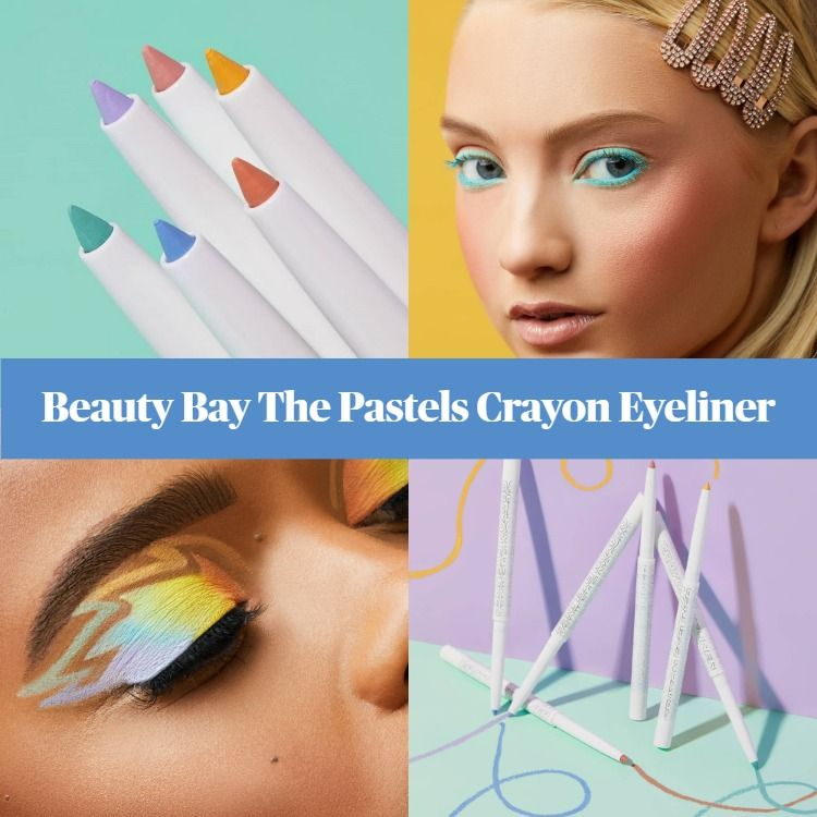 New From Beauty Bay!  The Pastels Crayon Eyeliner
