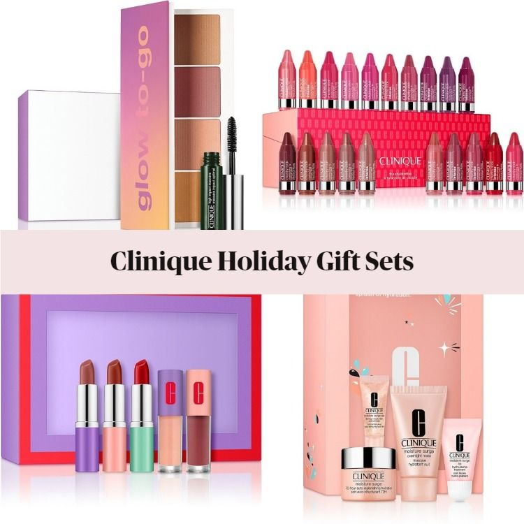 New Clinique Holiday 2020 Gift Sets Beautyvelle Makeup News