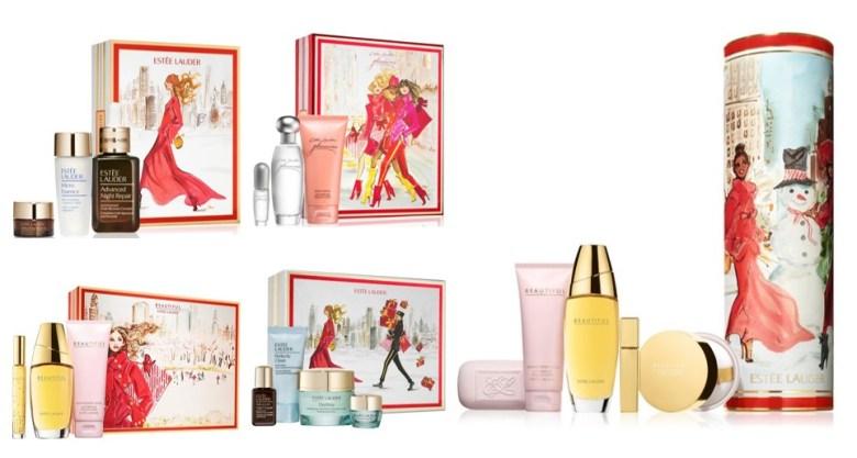 Estee Lauder 2021 Christmas Gift Set Estee Lauder Holiday 2020 Makeup Beauty Gift Sets Beautyvelle Makeup News