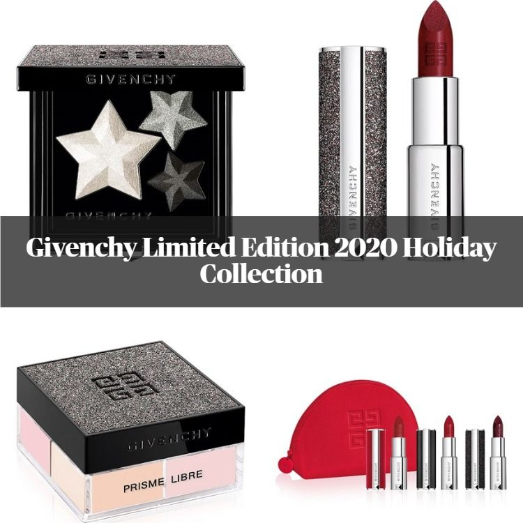 Givenchy Limited Edition 2020 Holiday Collection