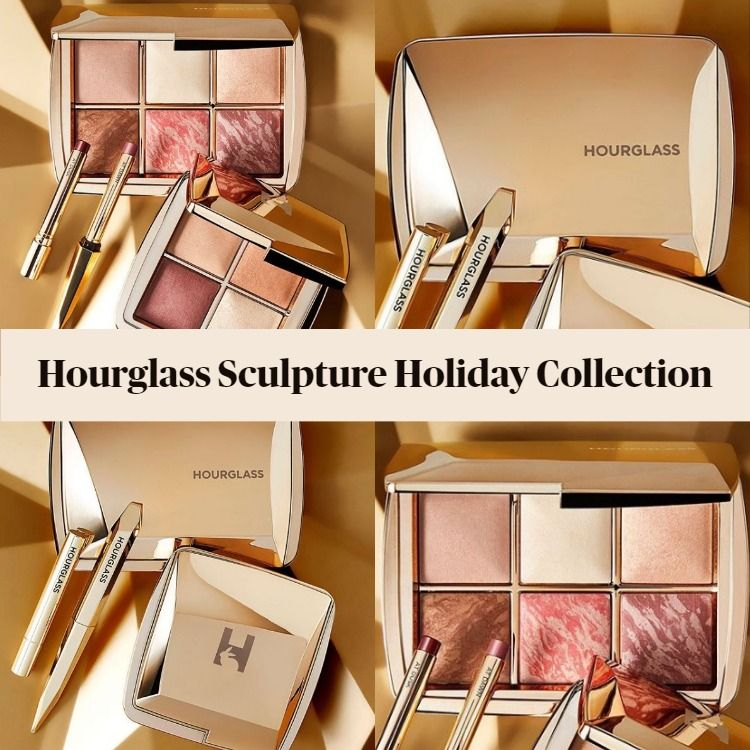 New! Hourglass Cosmetics Sculpture Holiday Collection