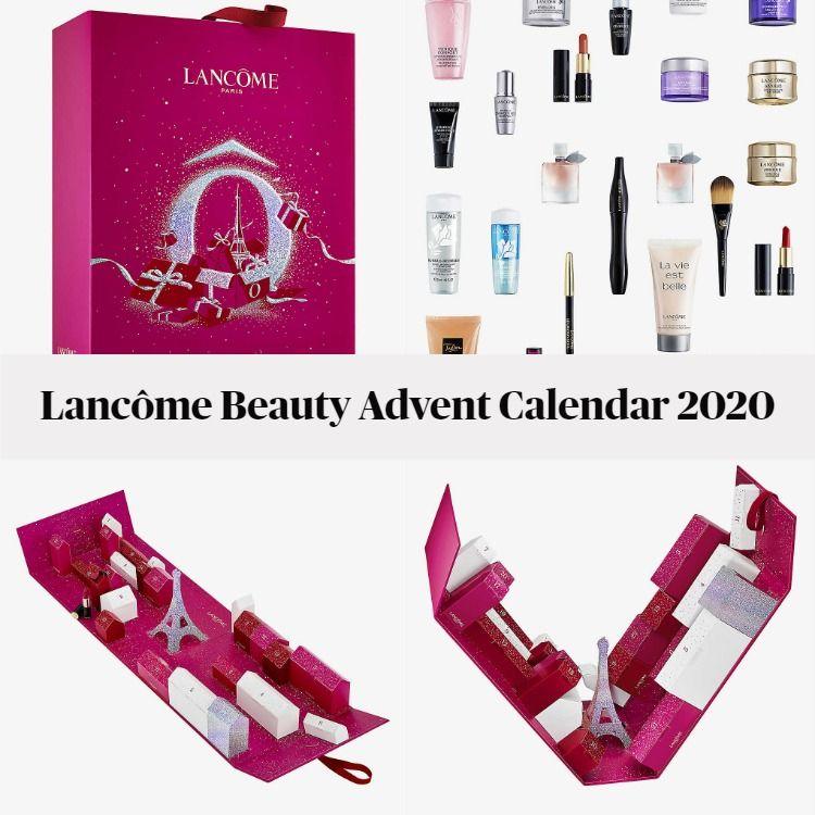 Lancôme Holiday Beauty Advent Calendar 2020