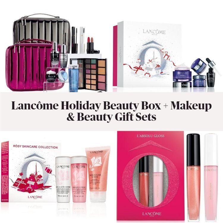 New! Lancôme Holiday Beauty Box + Christmas Makeup & Beauty Gift