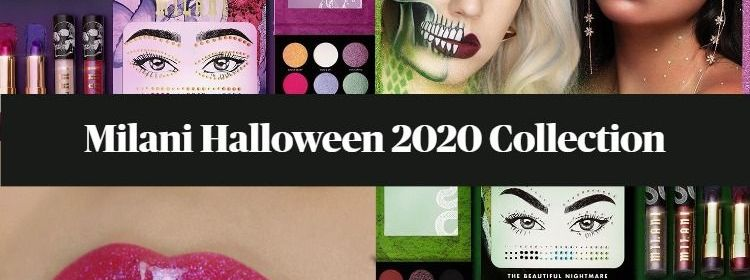 All Halloween Cosmetic Releases 2020 halloween 2020 Archives   BeautyVelle | Makeup News