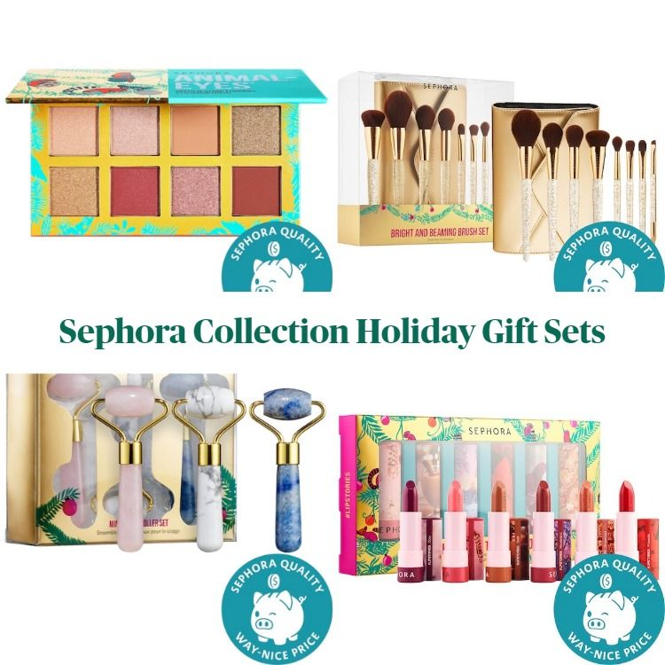Sephora Collection Holiday 2020 Gift Sets