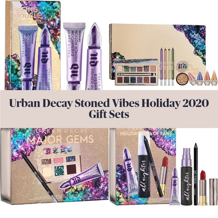 Urban Decay Stoned Vibes Holiday 2020 Gift Sets