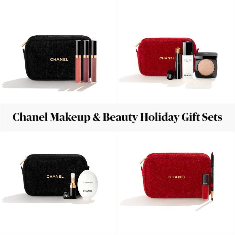 Chanel Makeup & Beauty Holiday Gift Sets