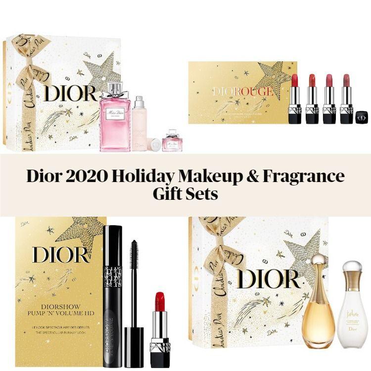 Dior 2020 Holiday Makeup & Fragrance Gift Sets