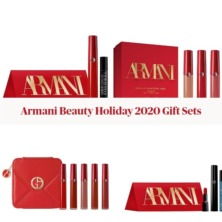 Armani Beauty Holiday 2020 Gift Sets