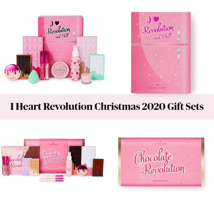 I Heart Revolution Christmas 2020 Gift Sets