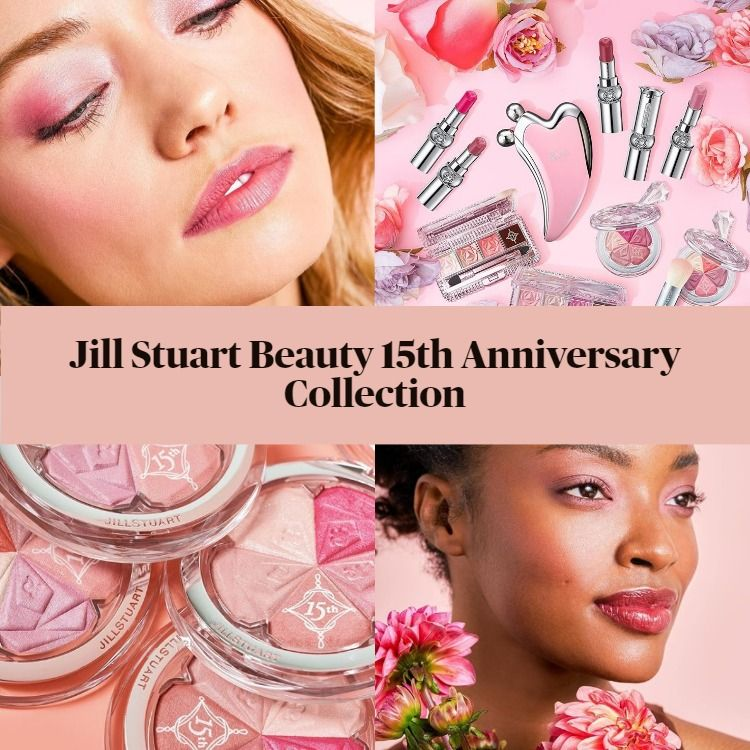 Jill Stuart Beauty 15th Anniversary Collection