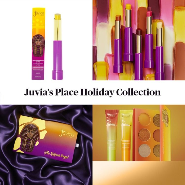Juvia's Place 2020 Holiday Collection