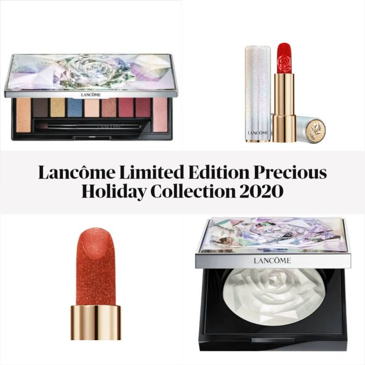 Lancôme Limited Edition Precious Holiday Collection 2020