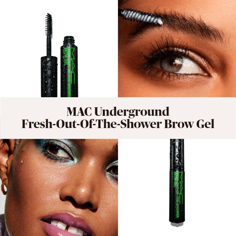 MAC Underground Fresh-Out-Of-The-Shower Brow Gel