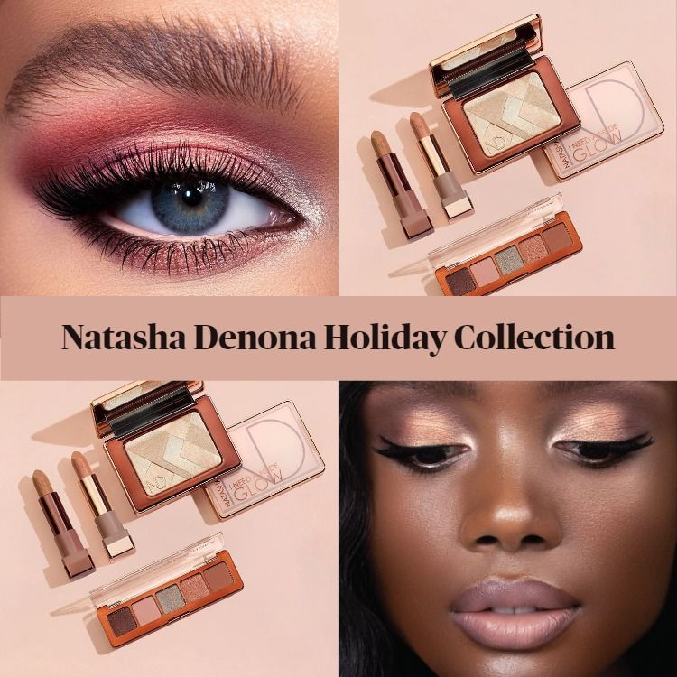 Sneak Peek! Natasha Denona 2020 Holiday Collection