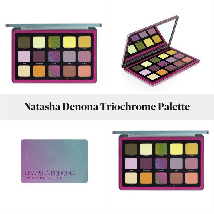 Sneak Peek! Natasha Denona Triochrome Palette