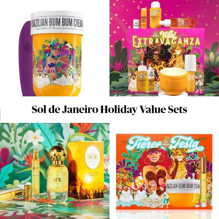 Sol de Janeiro Holiday Value Sets