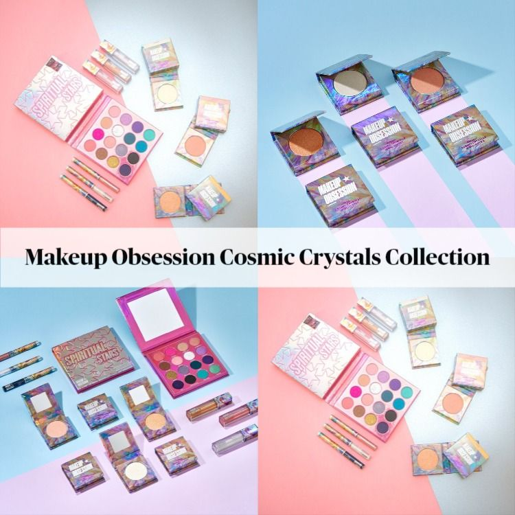 Makeup Obsession Cosmic Crystals Collection