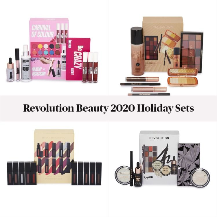 Revolution Beauty 2020 Holiday Sets Part 2